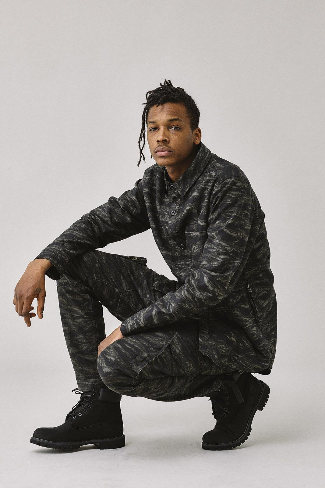 Kith Military Men Mens Outfits Hold On [ 1600 x 1067 Pixel ]