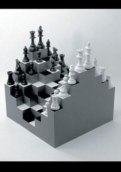 Superieur Awesome Chess Set