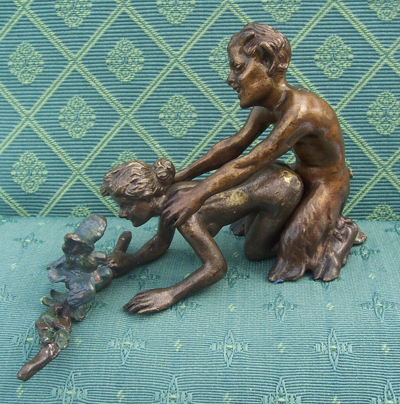 Image result for Erotic Scene with Faun and Nymph