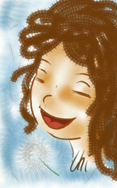 Sorrisi... Disegno digitale