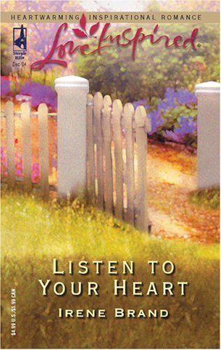Irene Brand - Listen to Your Heart / #awordfromJoJo #ChristianFiction
