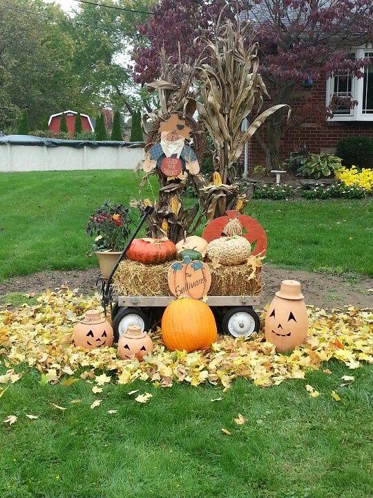 Yard Decorating Ideas For Fall Valoblogi Com