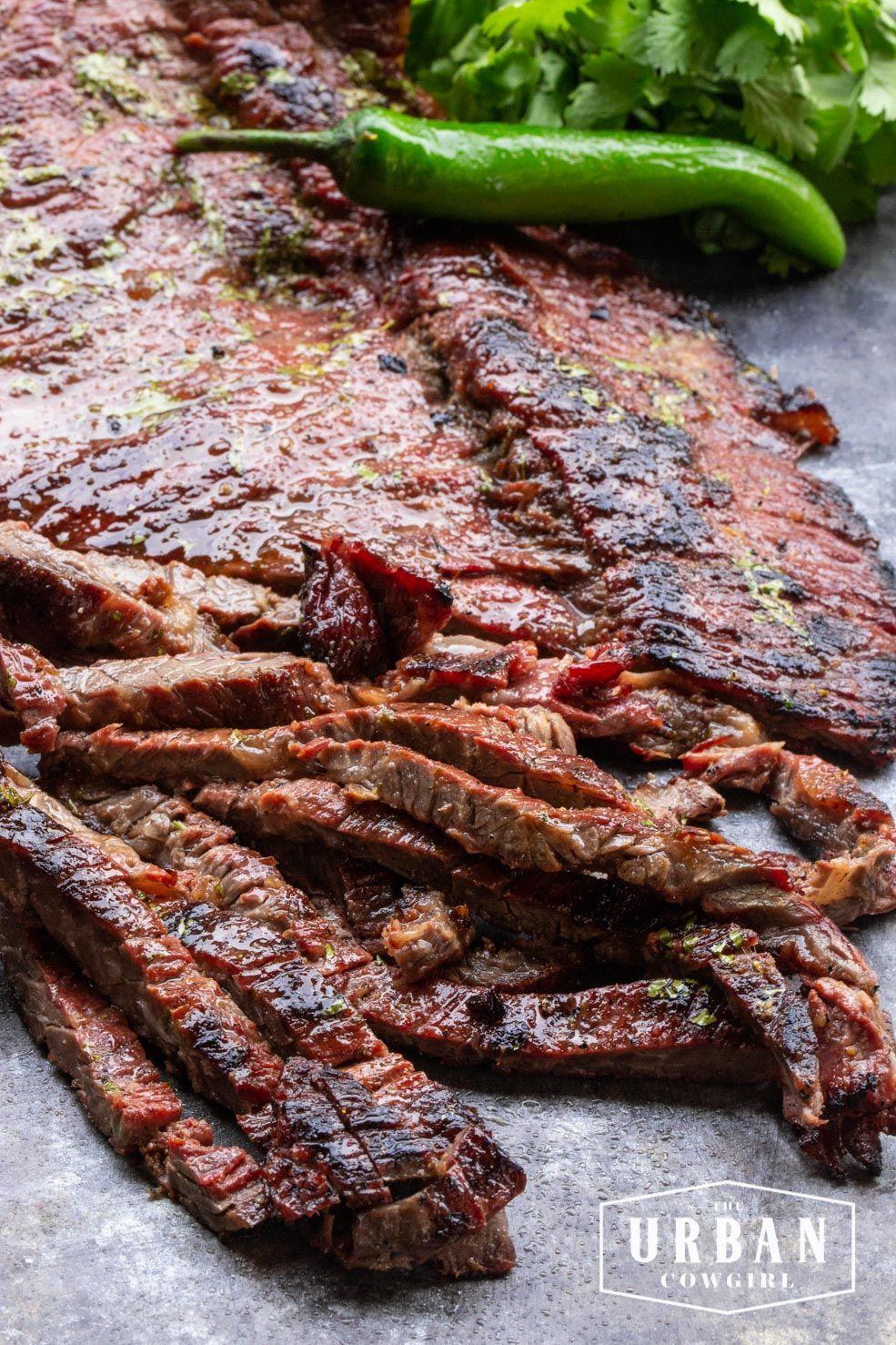 Texas Fajitas Recipe - Urban Cowgirl