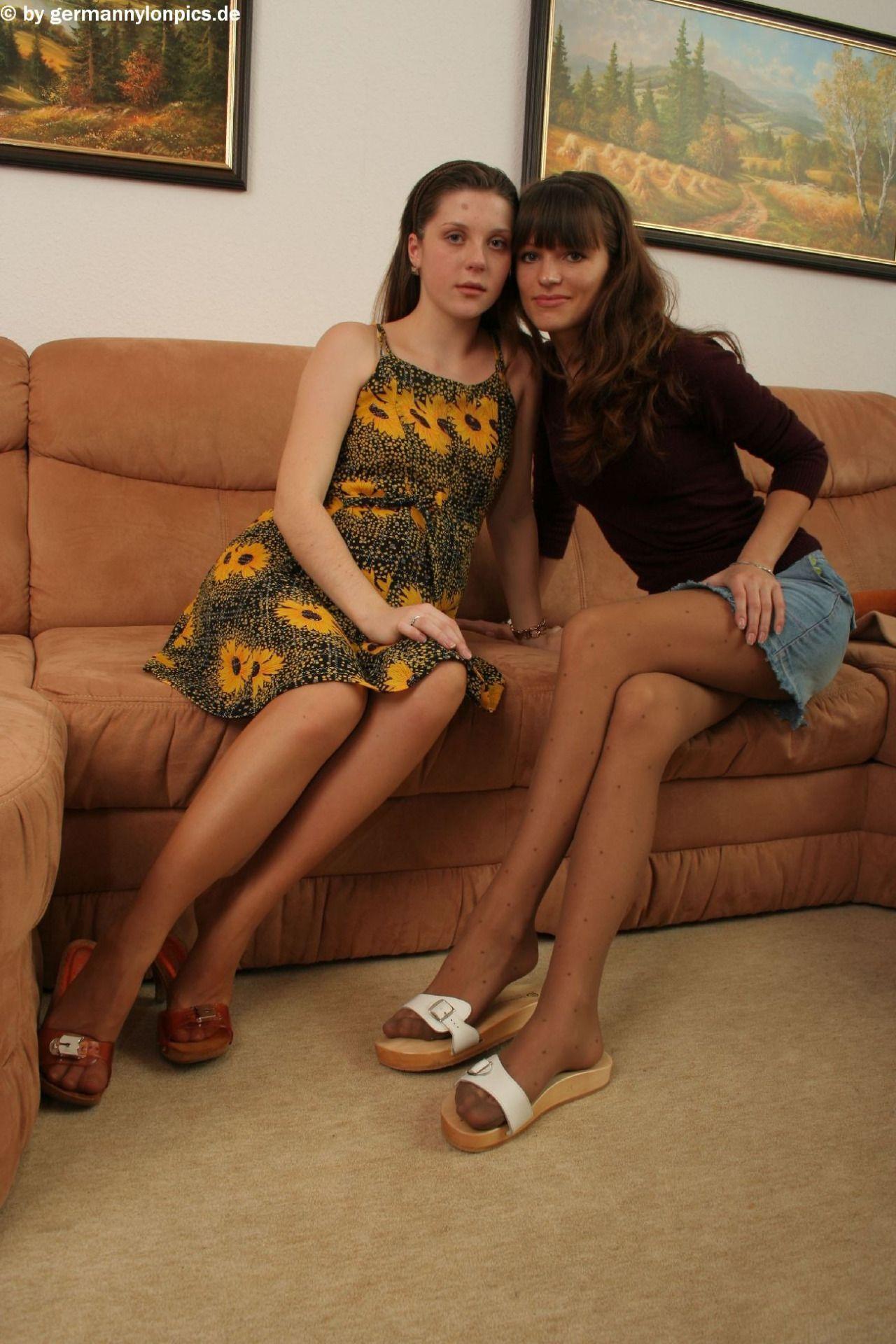 Ladies In Strumpfhosen