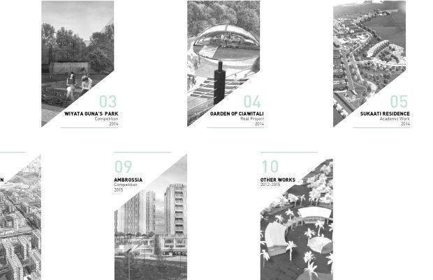 Pin on architecture portfolio layout
