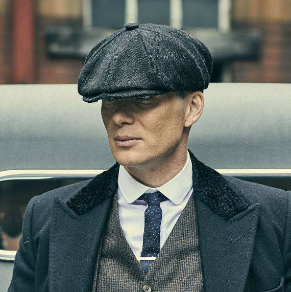 Shelby Peaky Blinders Hat Bakerboy Paperboy Newsboy Cap Retro ... fd52d011081