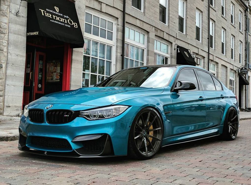 Canadian Bmw M3 Individual With Carbon Add Ones Looks The Part