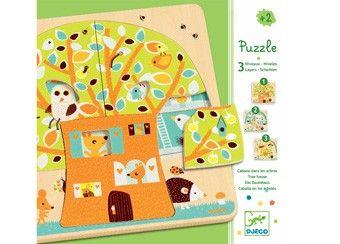 Leuke puzzel met kleine uitdaging voor de kleintjes!