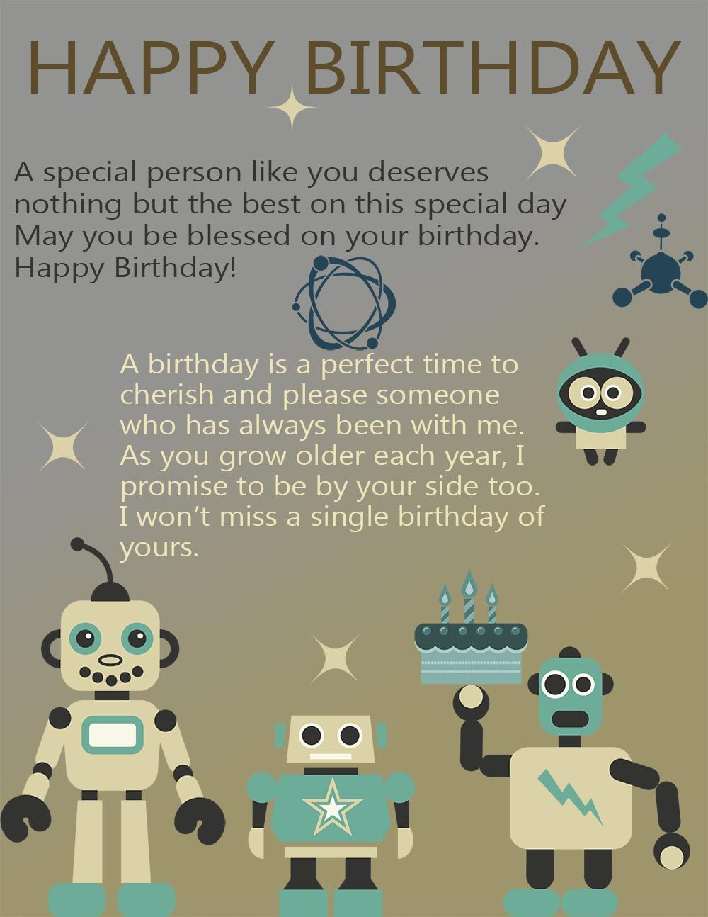Happy birthday e card free my birthday pinterest happy happy birthday e card free bookmarktalkfo
