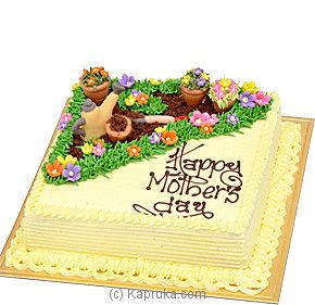 Mothers Day Cake in Sri Lanka Kapruka Sri Lanka Pinterest