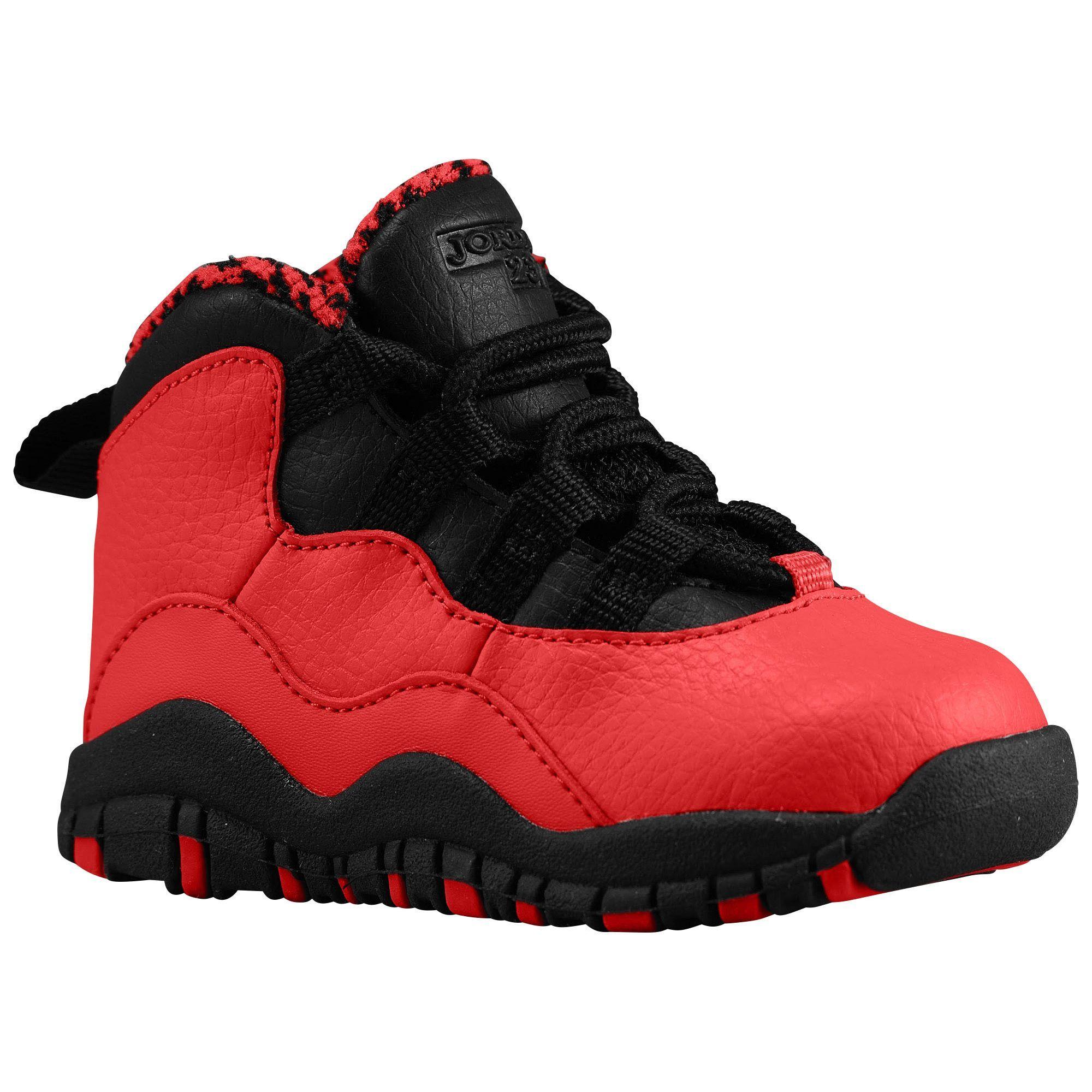 half off 419c8 154db Jordan Retro 10 - Girls  Toddler - Shoes
