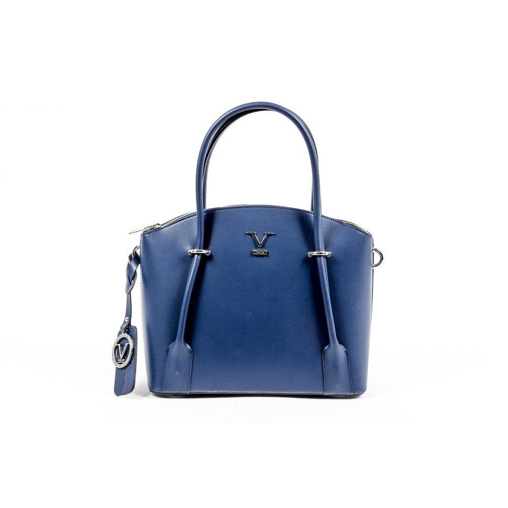 0c2946afc9e0 Blue ONE SIZE Versace 19.69 Abbigliamento Sportivo Srl Milano Italia Womens  Handbag V003 S BLUE JEANS