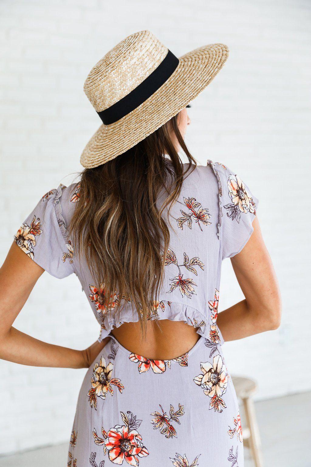 Wildflower Field Dress Fashion, Girly fashion, Textiles