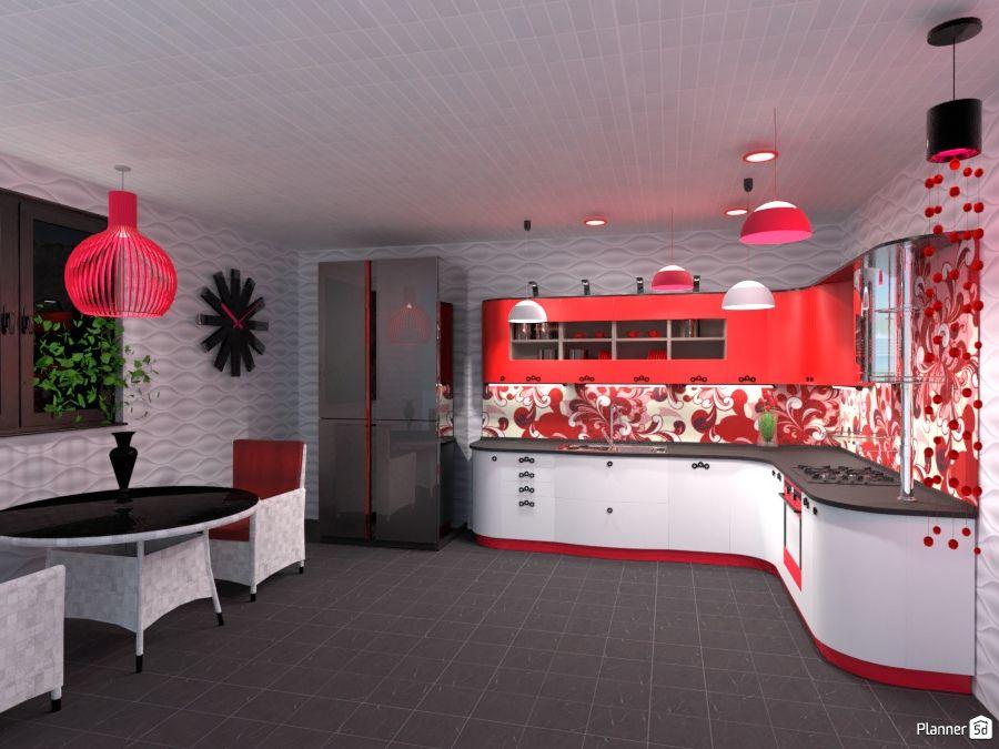 Kitchen Interior Planner 5d Kitchen Interior Home Design Software Interior Design Tools