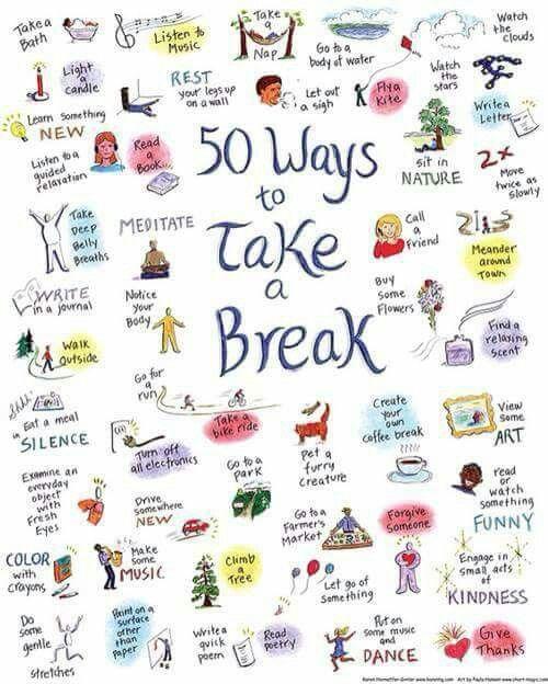 Como fazer uma pausa