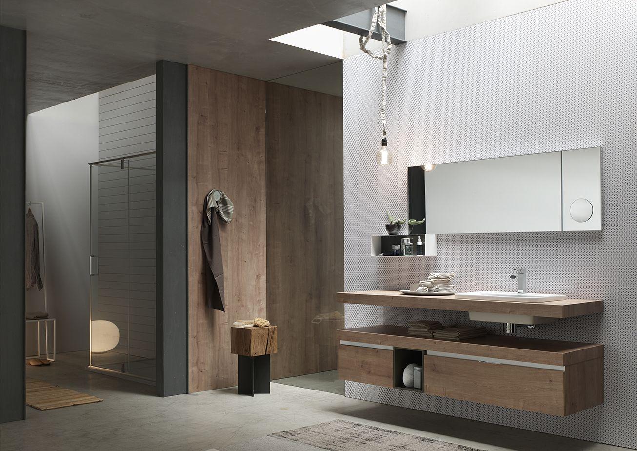 Bagno Stile Naturale : Ak la collezione e gò nodo interpreta il bagno secondo uno stile