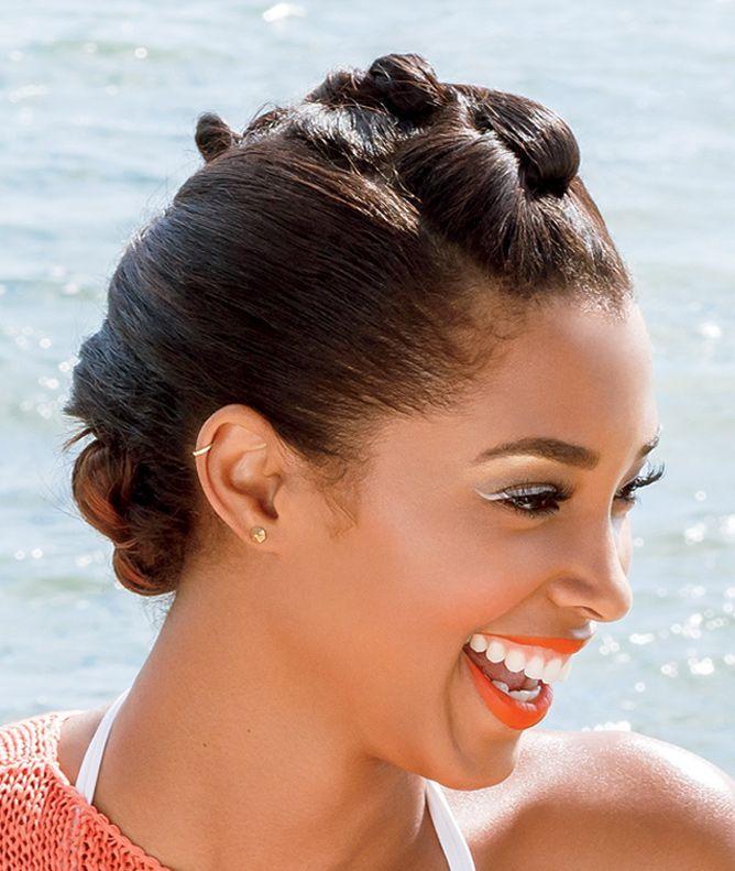 The Salon at Ulta Beauty Hair Trends Smooth Summer