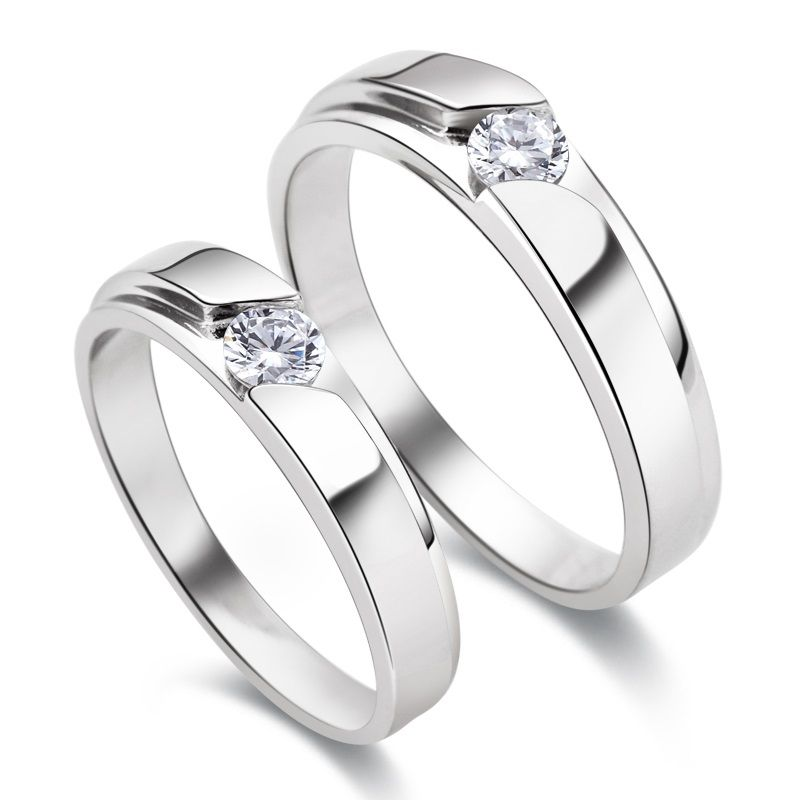 find this pin and more on yoyoon promise rings sterling silver wedding bands for couples mens