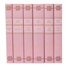 Pink Jane Austen Set by Juniper Books