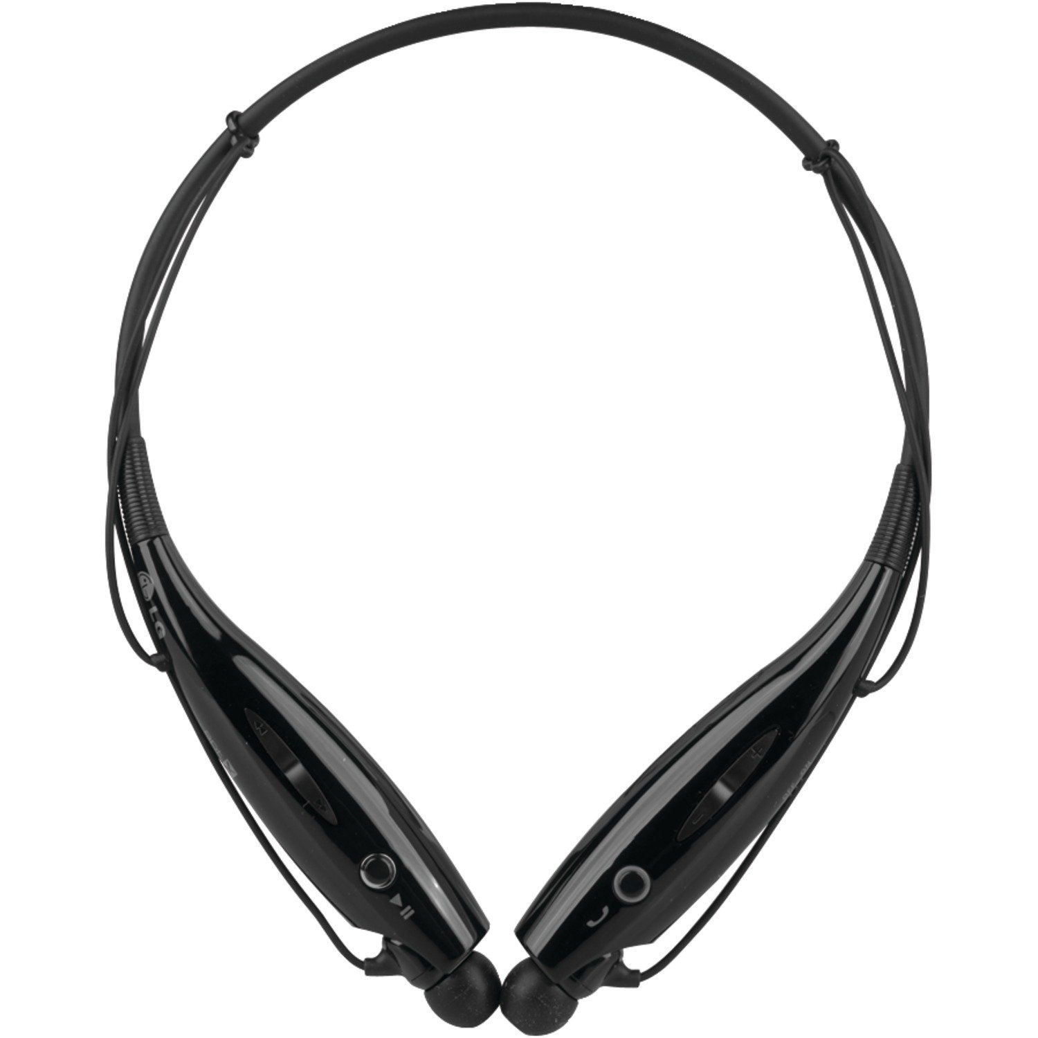Amazon Com Lg Electronics Tone Hbs 730 Bluetooth Headset Retail Packaging Black Cell Phones Acce Headset Bluetooth Stereo Headset Bluetooth Headphones