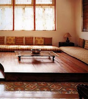 Blogger Living Room Seating Ideas Without Sofa Indian Living Rooms Floor Seating Living Room