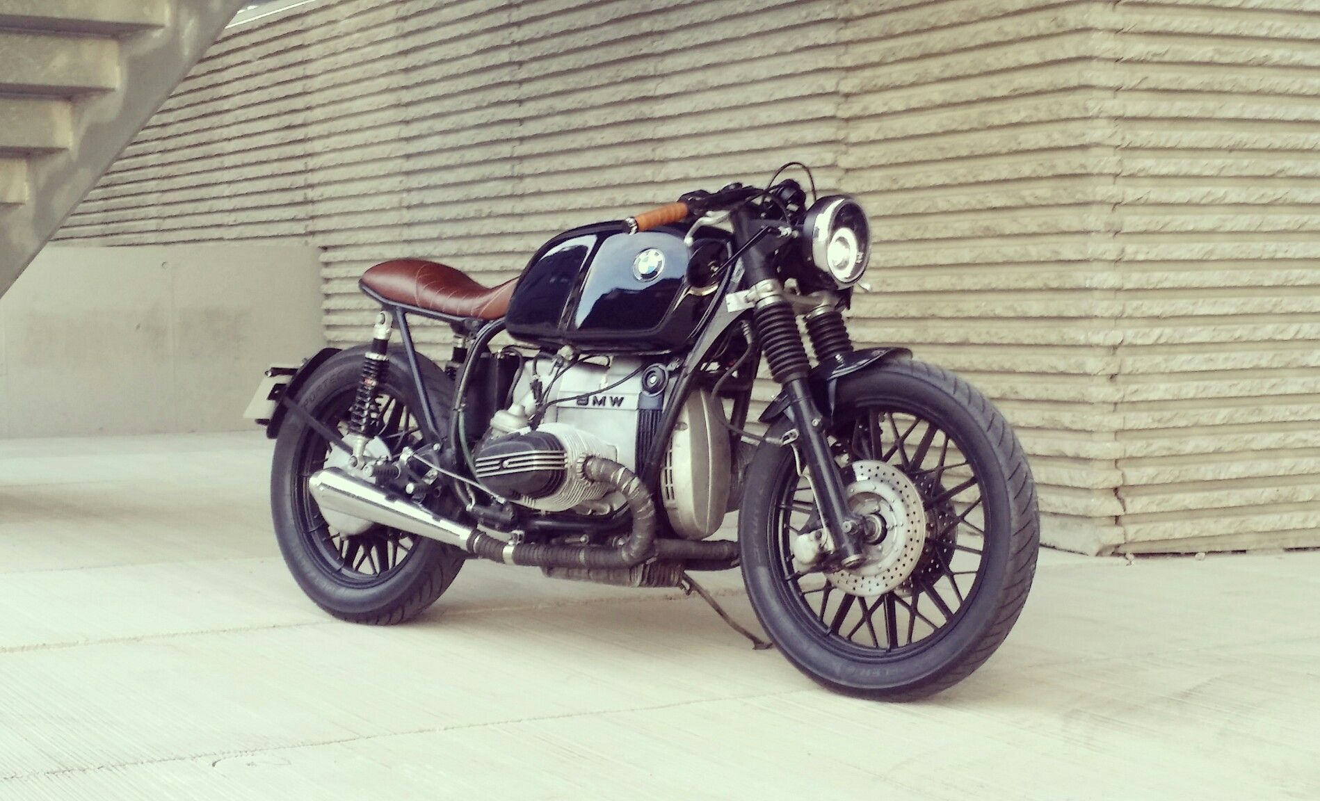 BMW R100RT M. INDUSTRIES motorcycles #9 www.thecityrider.com Cafe Moto,