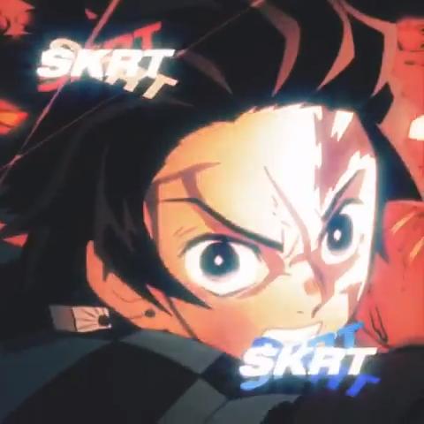 Demon Slayer Anime Manga Amv Anime Edit Klinok Rassekayushij Demonov Anime Anime Demon Slayer Anime