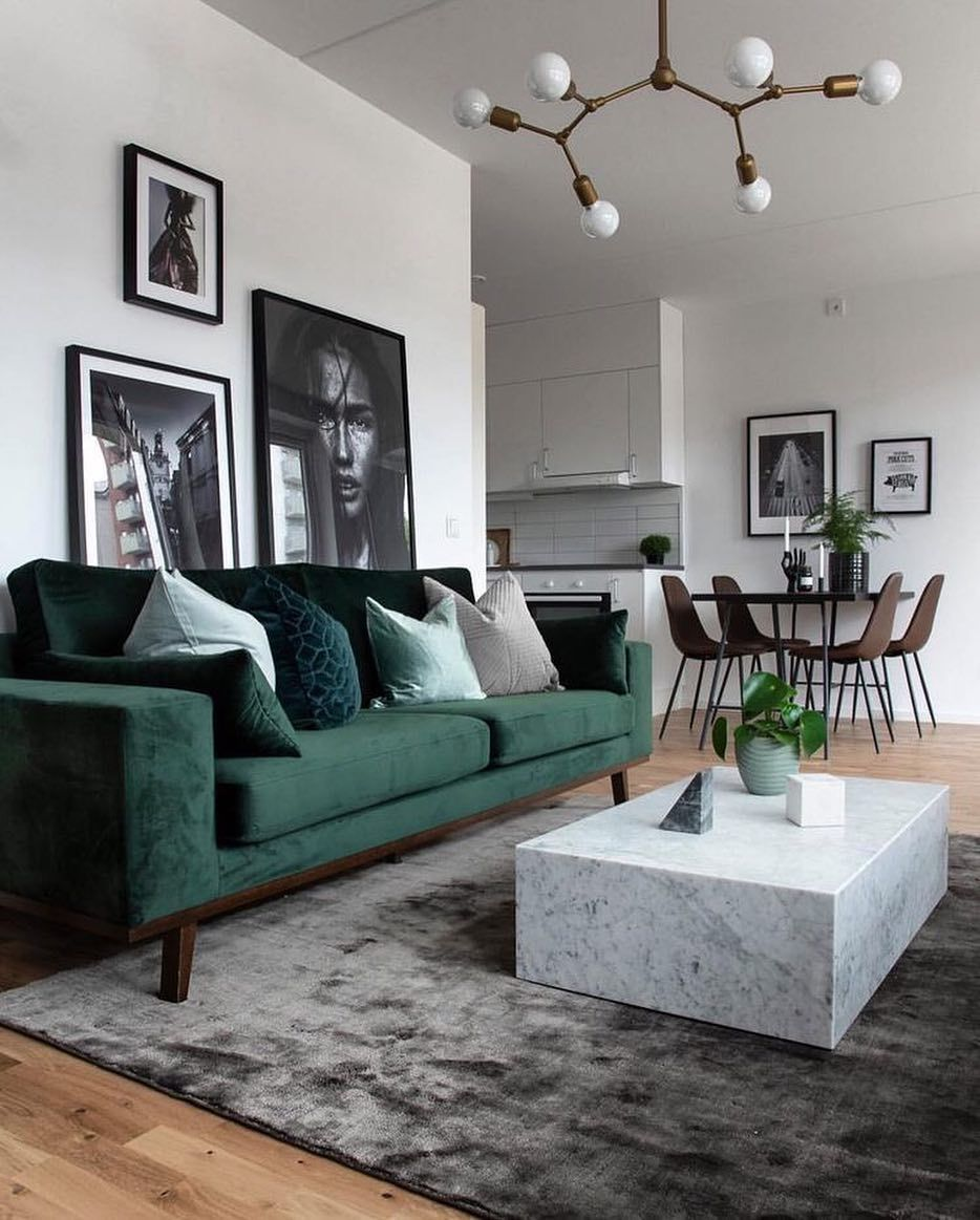 How Gorgeous Is This Open Plan Living Space Designed By Scandinavianhomes Menu Plinth Mar Scandi Living Room Living Room Scandinavian Classic Living Room