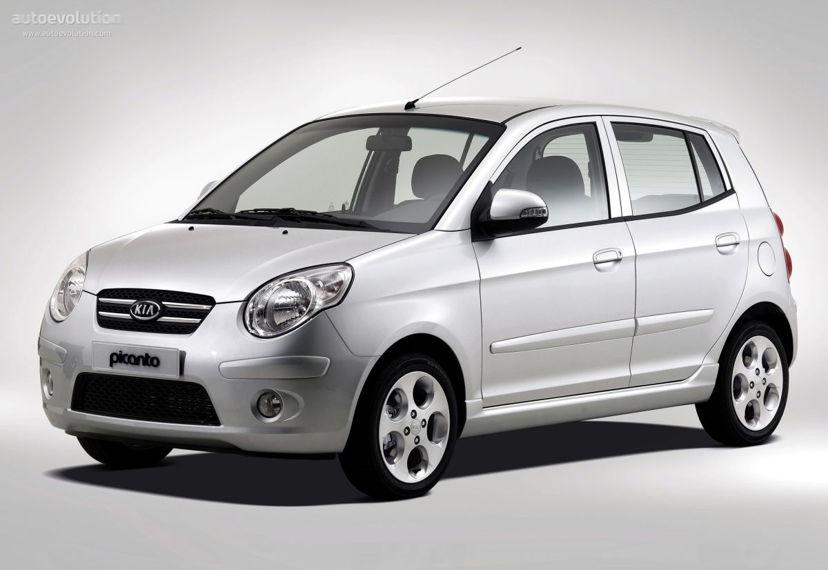 Explore mauritius with a small economic car kia picanto for the best prices