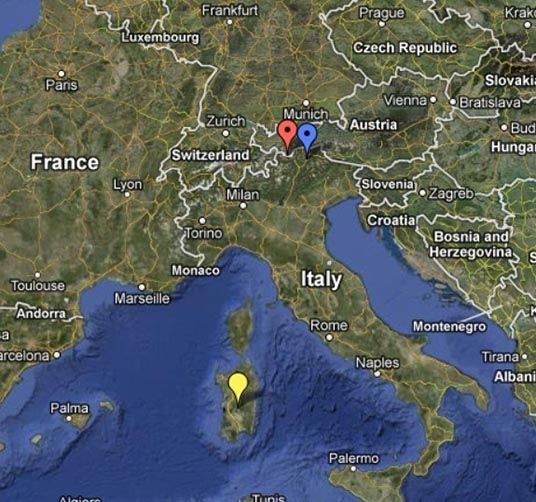 Otzi The Iceman Italian Alps The Iceman Zagreb Croatia