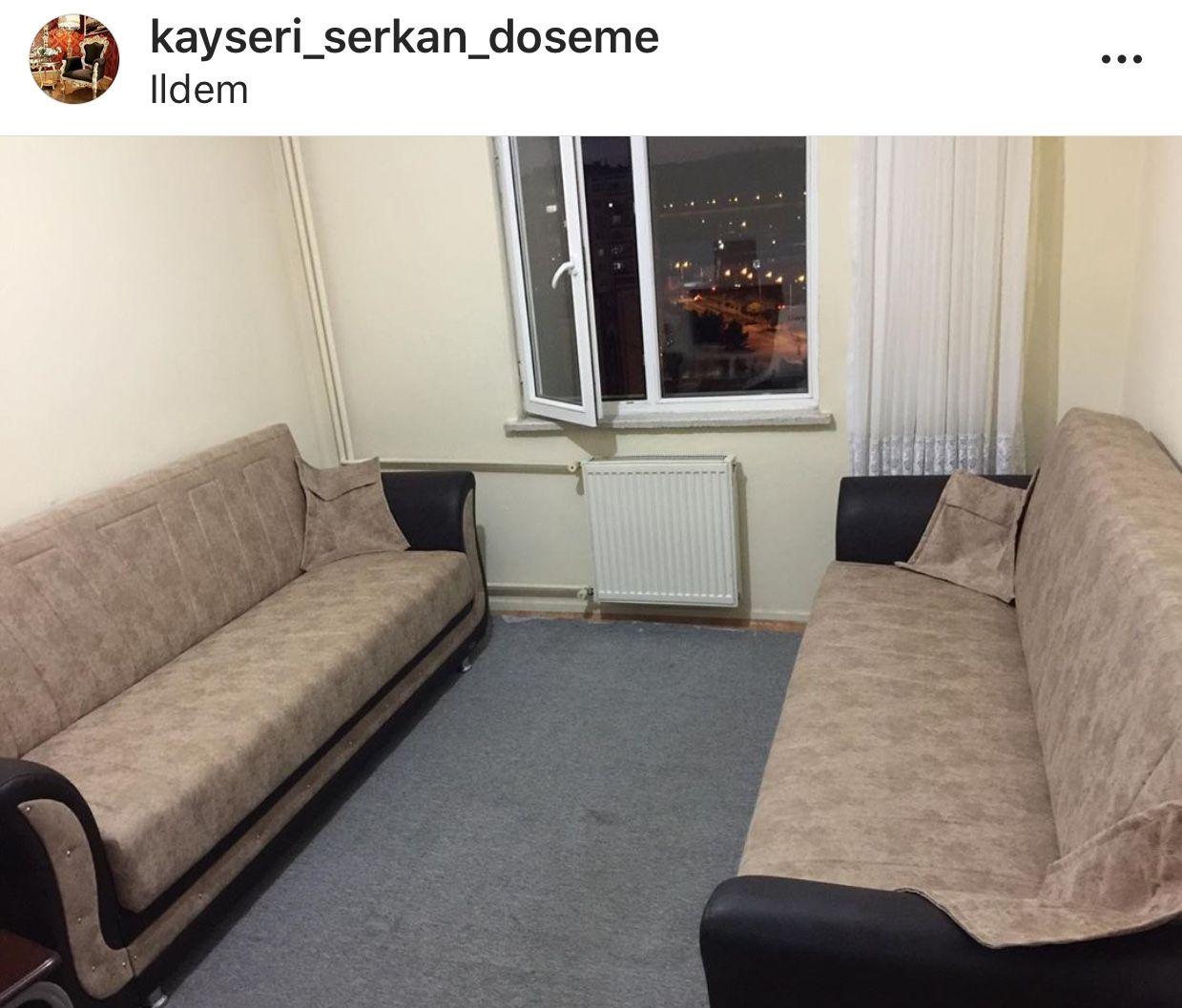 Kayseri Serkan Doseme Kanepe Takimi Salon Takimi 2020 Ic Tasarim Dosemeler Tasarim