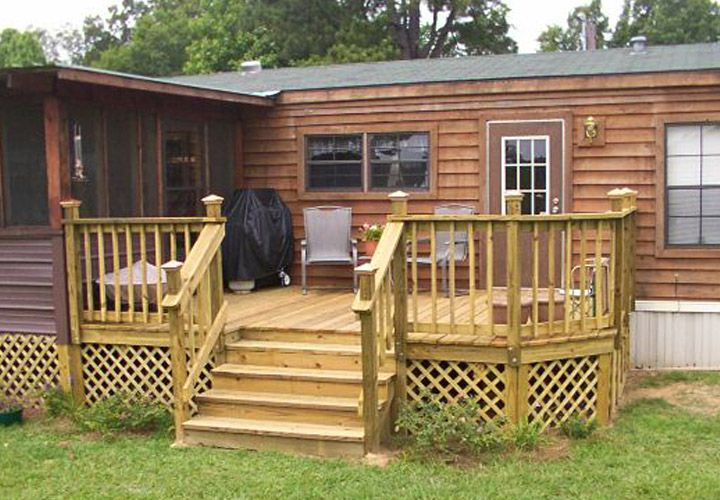 Mobile Home Back Porch Designs Mobile Home Porch Back Porch