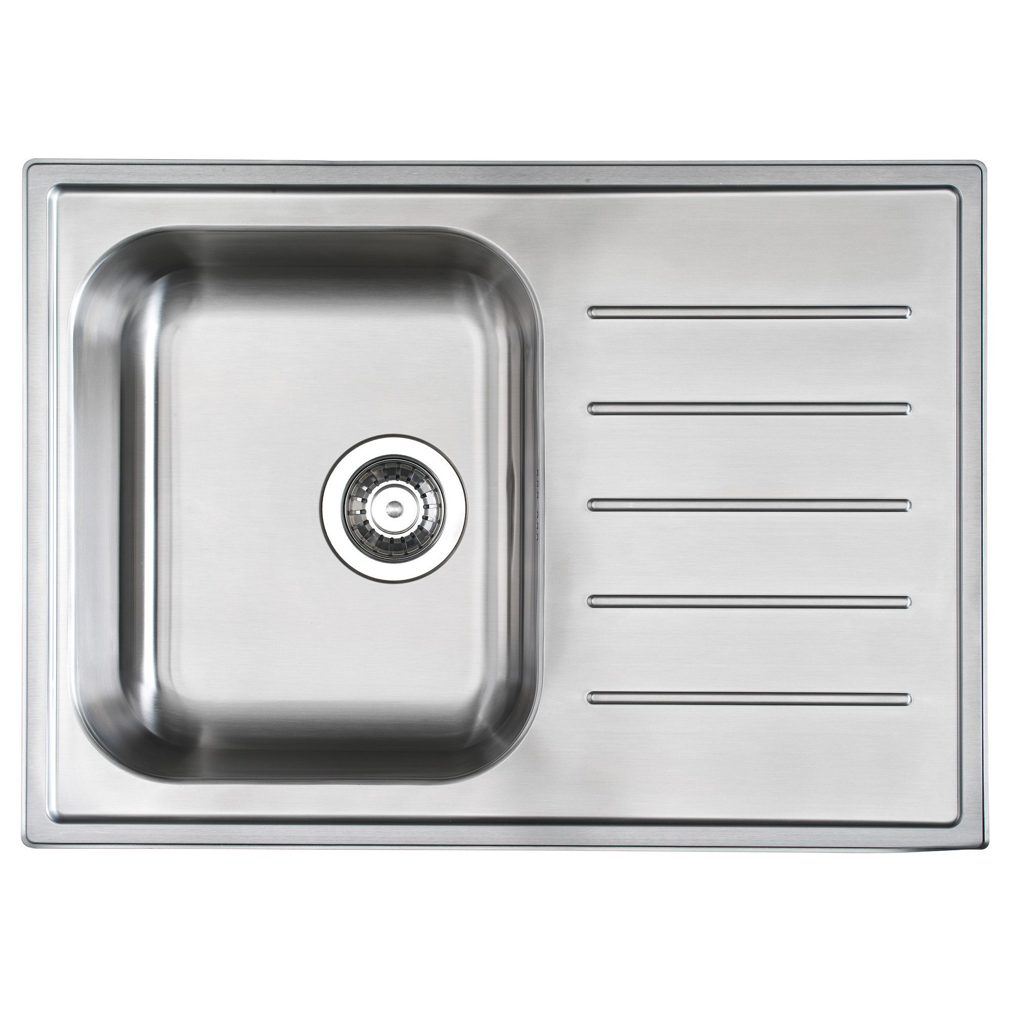 Ikea Spülbecken Für Küche Boholmen 1 Bowl Inset Sink With Drainer Ikea Cottage Pinterest