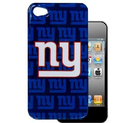 iPhone 4 4S Official NFL Football NY New York Giants Cover Preorder free s/h