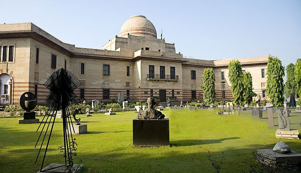 National Gallery of Modern Art is situated in capital city New Delhi,  india. It boasts a latest collection of p… | Gallery of modern art, India  tour, Tourist places