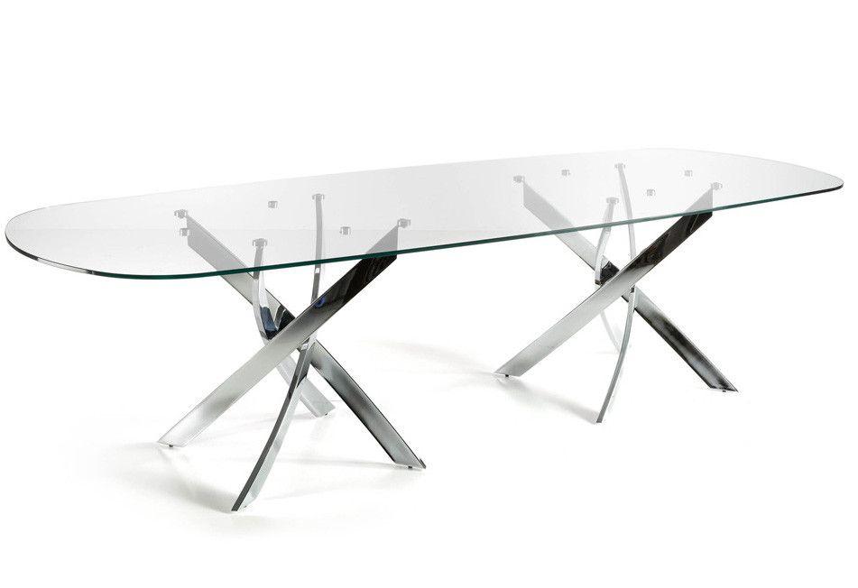 designer table rectangulaire design