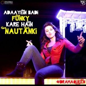 Latest Released Song From Bollywood Movie Hasee Toh Phasee Free Lyrics Drama Queen Zehnaseeb