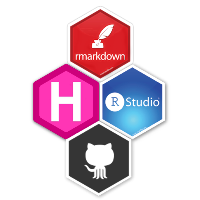 Starting a Rmarkdown Blog with Blogdown + Hugo + Github