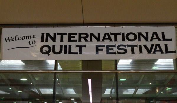 Overview Of Chicago International Quilt Festival 2015 Quilting
