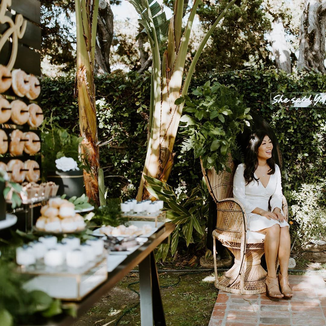 """The Simple Luxe Rentals on Instagram: """"Planning a boho themed party? Our #1  Must Have is a peacock chair! C… 