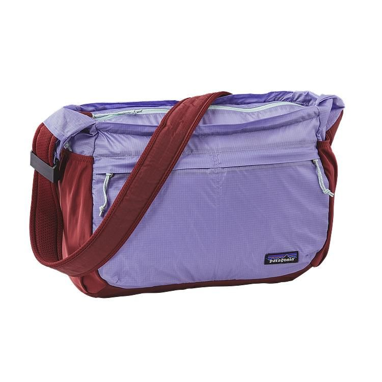 New Bag for Work    Patagonia Lightweight Travel Courier 15L - Ploy  Purple PLYP a9004ba9c8814