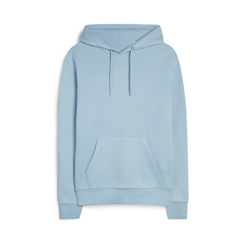 Baby Blue Hoodie Hoodies Hoodies Sweatshirts Clothing Mens Categories Primark Uk Blue Hoodie Men Hoodie Outfit Men Blue Hoodie Outfit [ 1000 x 1000 Pixel ]