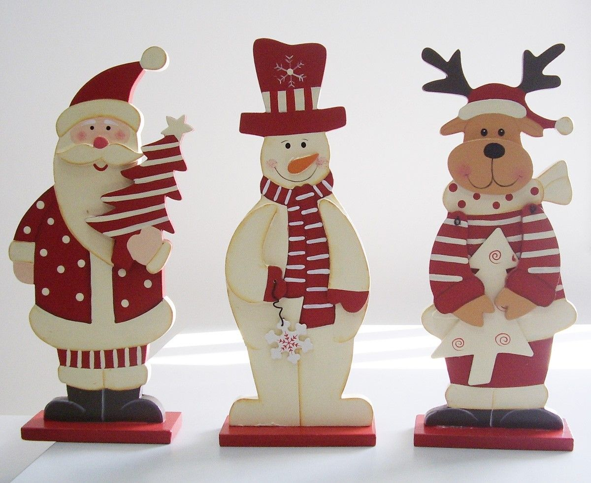 Wooden Christmas Craft Ideas Part - 24: Christmas Craft Ideas « Christmas 2013 Ideas And Greetings