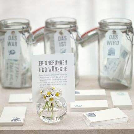gemeinsame erinnerungen und w nsche mit und f r das brautpaar tolle idee wedding style. Black Bedroom Furniture Sets. Home Design Ideas