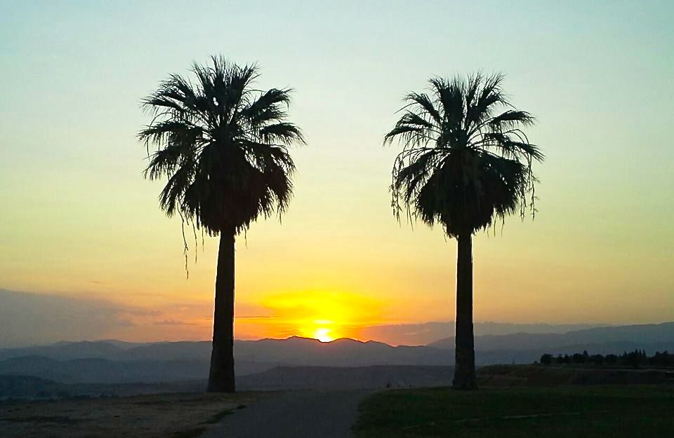 Bakersfield Morning at the bluffs.  Photo by Geneva Biggs-Facenda
