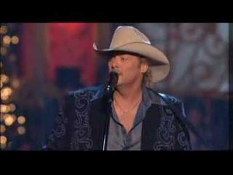 Alan Jackson Let It Be Christmas Christmas In Washington