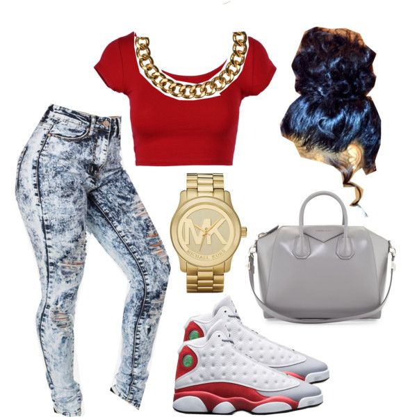 impactful crop top outfits with jordans 10