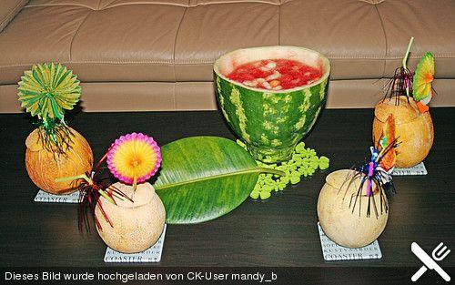 Melonenbowle (Rezept mit Bild) von Belico | Chefkoch.de