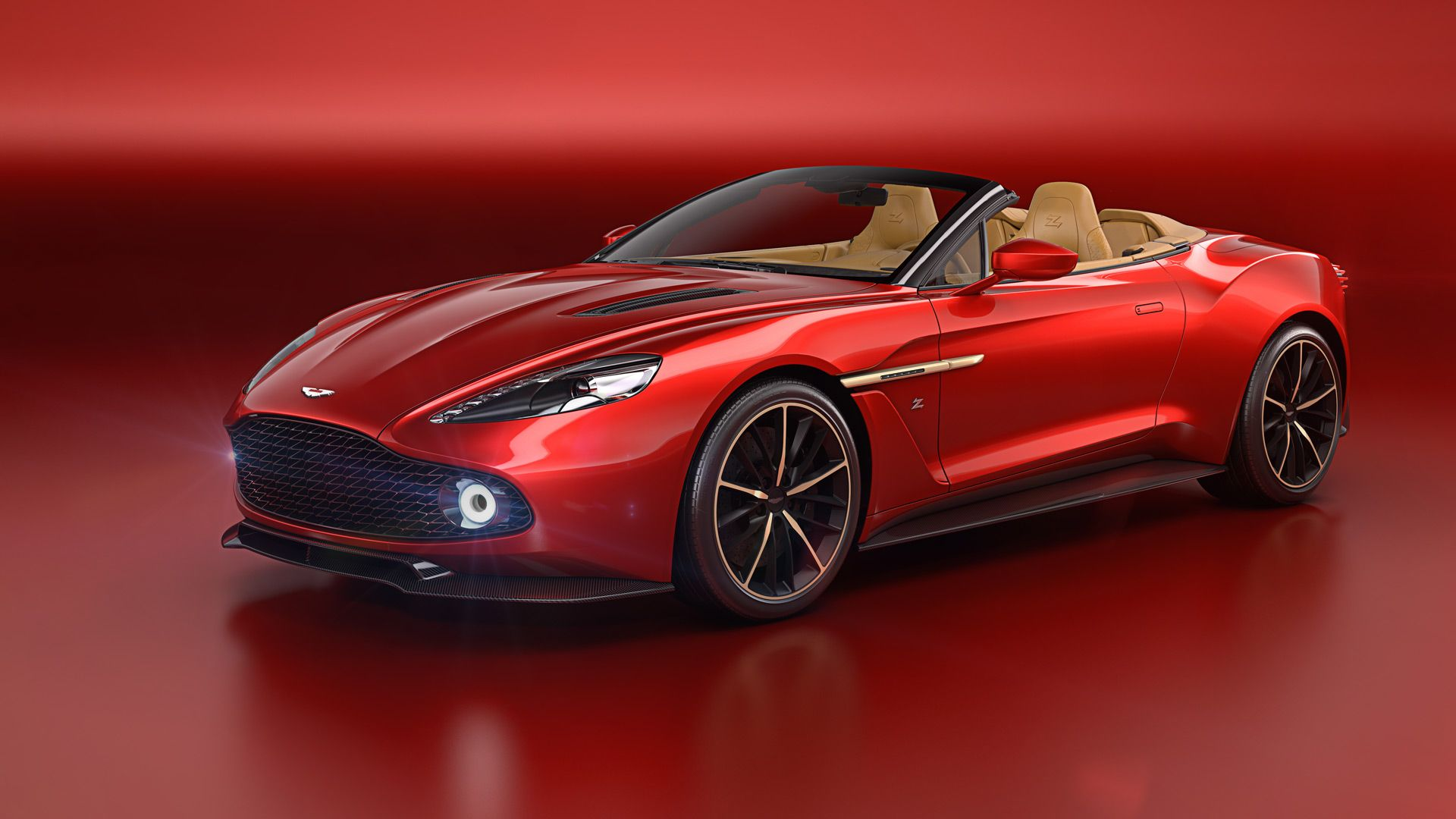 Aston Martin Vanquish Zagato Beautiful Automobiles