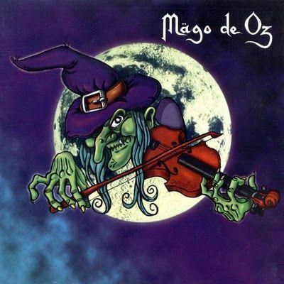 Pin De Ricardo Salazar En I Música Mago De Oz Musica Mago De Oz Mago